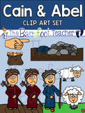 Cain and Abel Bible Clip Art