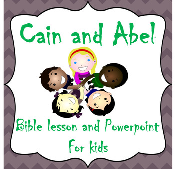 Cain and Abel Bible Story
