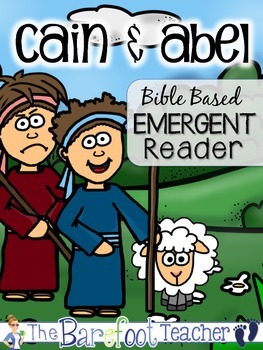 Cain and Abel Emergent Reader