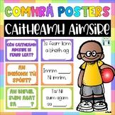 Caitheamh Aimsire - Comhrá Posters - 20 Posters