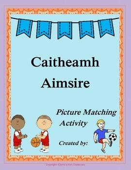 Caitheamh Aimsire - Gaeilge