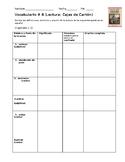 Cajas de Carton vocabulary activities