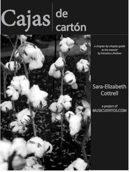 Cajas de cartón: a chapter-by-chapter guide to the memoir by Francisco Jiménez