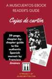 Cajas de cartón: a chapter-by-chapter guide to the memoir