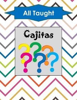 Cajitas Review Game