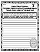 """Cajun Folktales: Guidebooks """"Bouki Over a Barrel"""" Writing Task with Exemplar"""