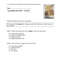 "Cajun Folktales ""Lapin Tangles with Tar Bebe"" RL 3.4 Grade 3 Louisiana Guidebook"