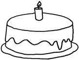 Cake clipart