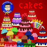 Cakes Clipart