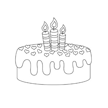 Cakes Freebie Clipart