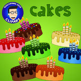 Cakes Freebie Clipart
