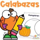 Calabazas | Pumpkins in Spanish