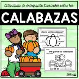 Calabazas - Tareas para la Integración Curricular