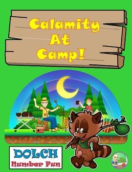 Calamity at Camp (Number Words)