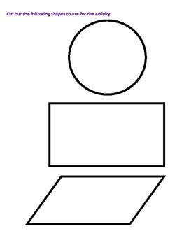 Calculate Area of a Shape