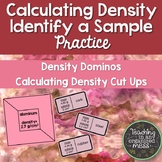 Calculate Density Stations and Identify an Unknown Sample