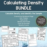 Calculate Density and Identify an Unknown Sample BUNDLE
