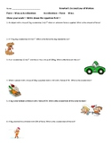 Calculate Force and Acceleration Worksheets (2)/ Motion Wo