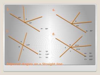 Calculating Angles