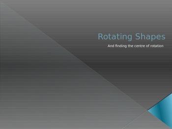 Geometry Rotation