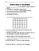 Calculating Area Interactive Notebook