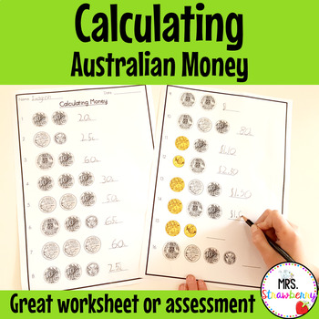 Calculating Australian Money