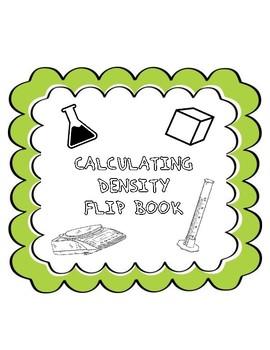Calculating Density Flip Book