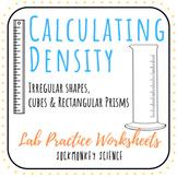 Calculating Density Lab Station Activity Bundle
