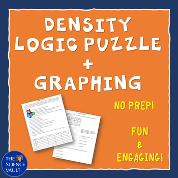 Calculating Density, Logic Puzzle, Critical Thinking