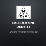 Calculating Density (Practice Problems)