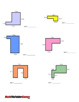 Calculating Rectangular Plots {Geometry Activity}