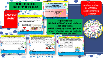 Calculating SPEED- NO FAIL METHOD-10 days to MASTERY!  w/ GREAT FREEBIES!