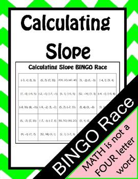Slope BINGO Race