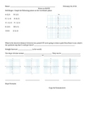 Calculating Slope Guided Notes