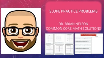 Calculating Slope Practice Problems