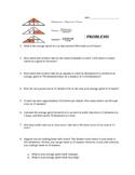 Calculating Speed Practice III