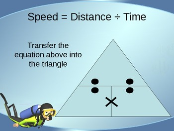 Calculating Speed and Pressure