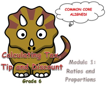 Calculating Tax, Tip and Discount