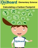 Calculating a Carbon Footprint-Interactive Lesson