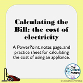 Calculating the Bill - The cost of electricity for running