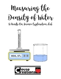 Calculating the Density of Water
