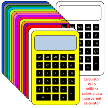 Calculator Clipart