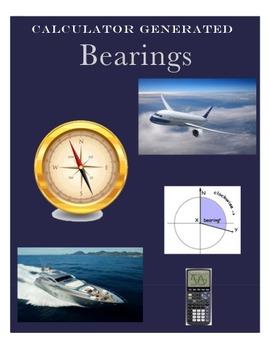 Calculator Generated Bearings