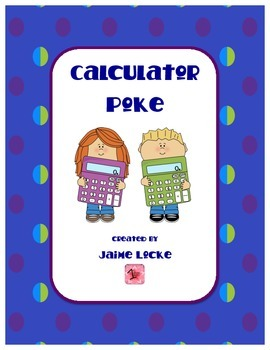 Calculator POKE