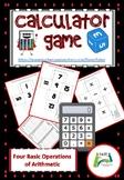 Calculator Practice Game