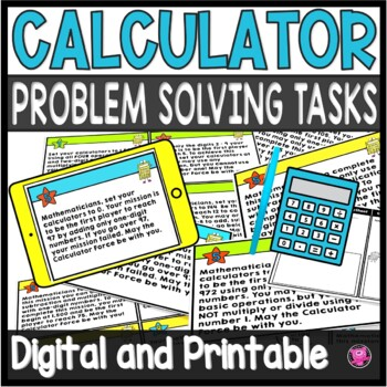 Logic Calculator Differentiated Math Tasks Mission with Differentiation