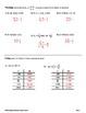 Calculator Skills Warm-up