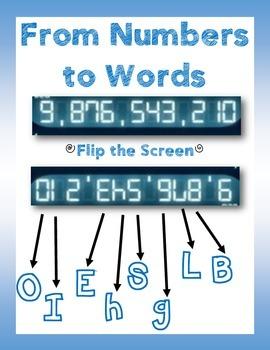 Calculator Words