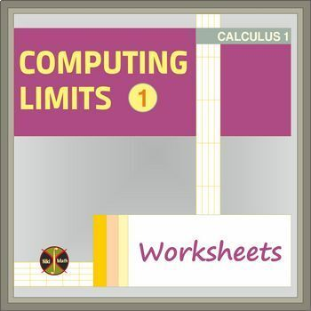 Calculus limits : Computing limits 1 (16 limits of rational and trig functions)
