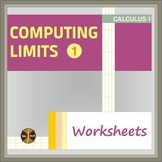 Computing limits WS - 1 part (16 limits of rational and trig functions)